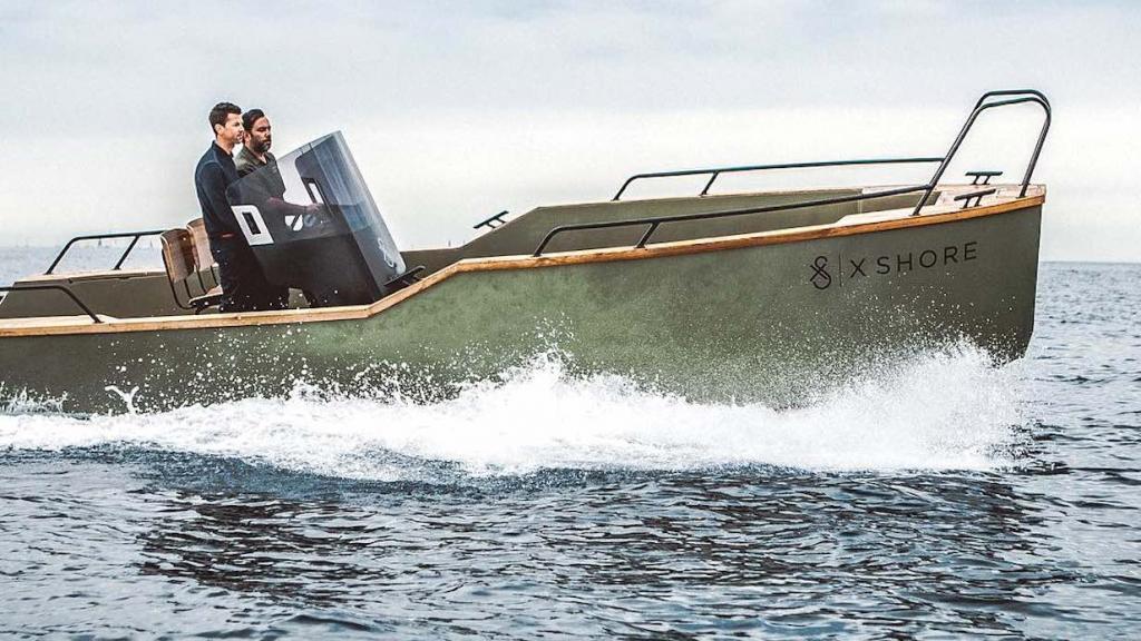 X Shore Eelex 6500 – elbåt mot strömmen!