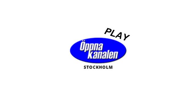 Öppna Kanalen Stockholm