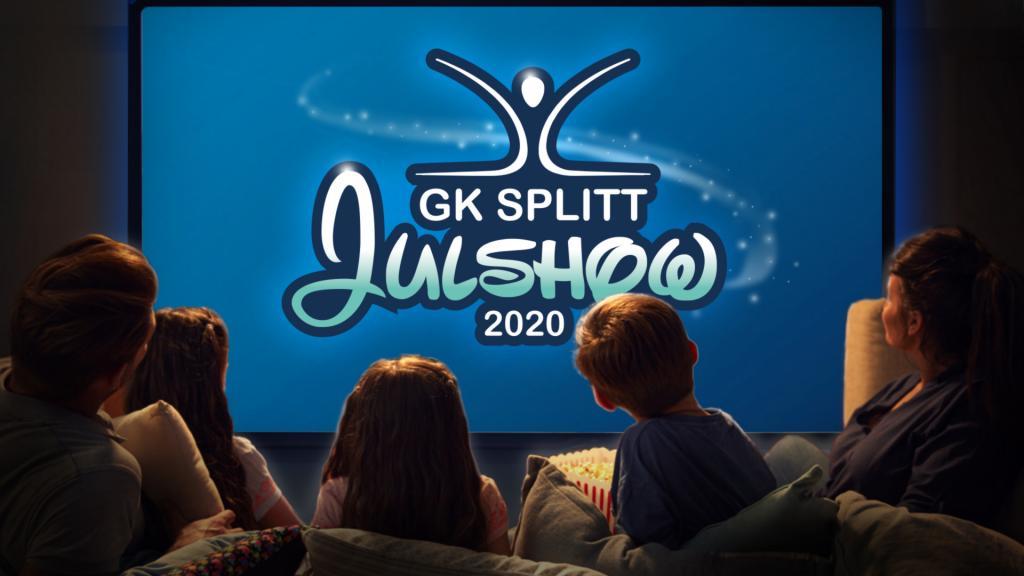 GK Splitt Julshow Den 3 Januari Kl 17:00