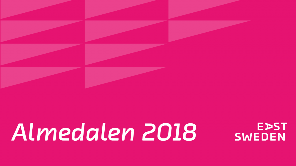 East Sweden Almedalen 2018