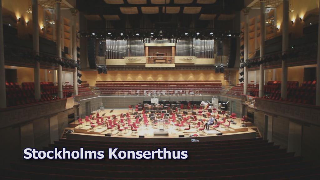 Stolta ljudmakare på Stockholms konserthus