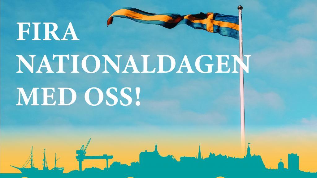 Nationaldagsfirande Oskarshamns kommun
