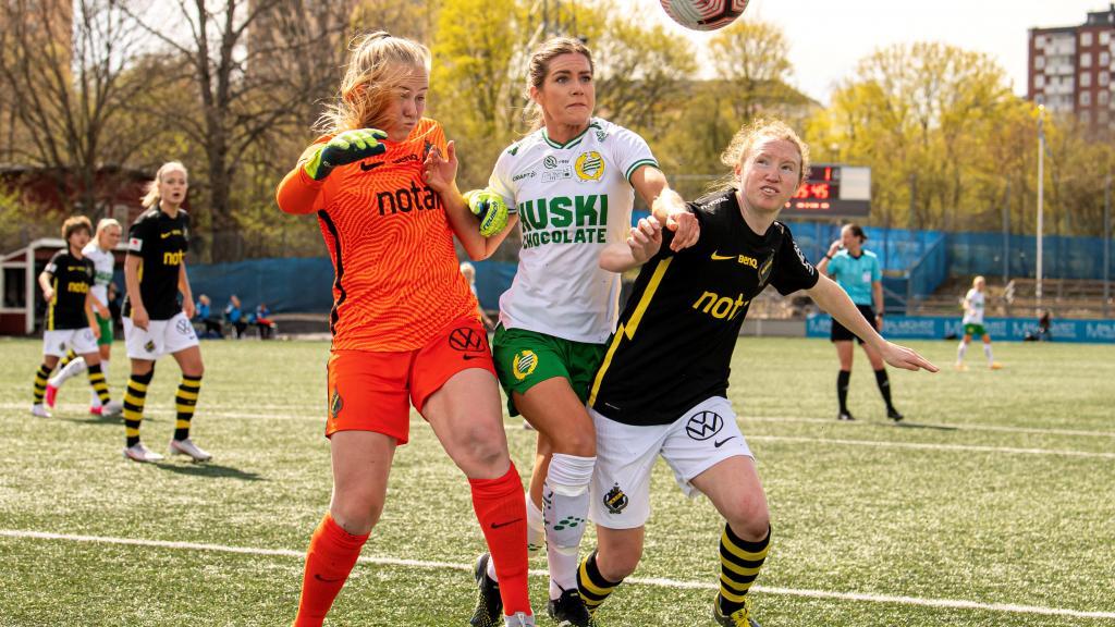 Sammandrag: AIK – Hammarby 2-2 (1-1)