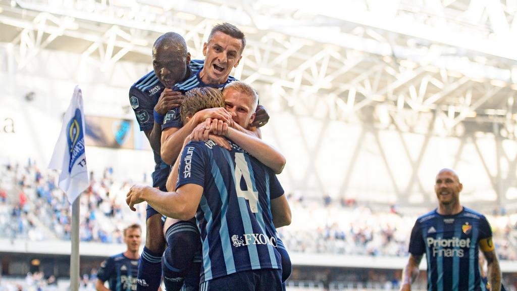 Highlights Djurgården-IK Sirius 5-1  Allsvenskan 2021