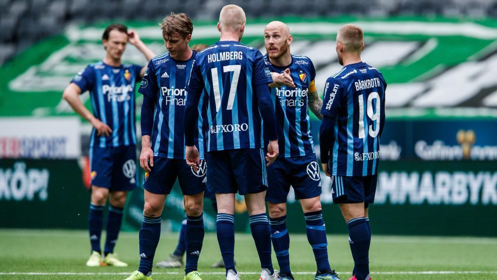 Highlights Hammarby-Djurgården 2-2  Allsvenskan 2021