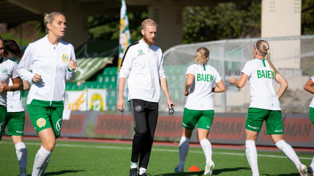 Axelsson om 2-1 mot Mallbacken