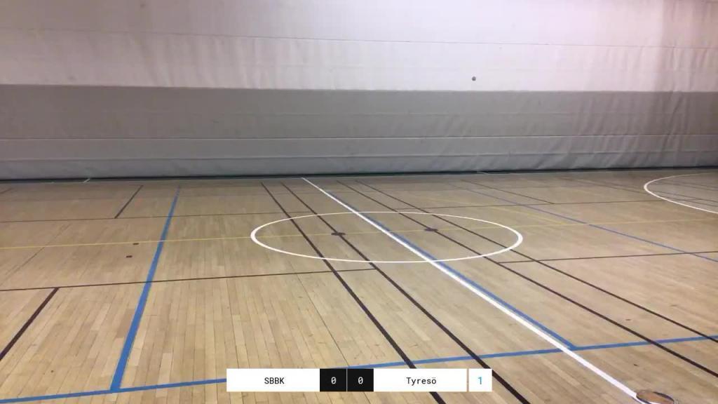 SBBK F08 Vit-Tyresö | Träningsmatch 05/09/2020