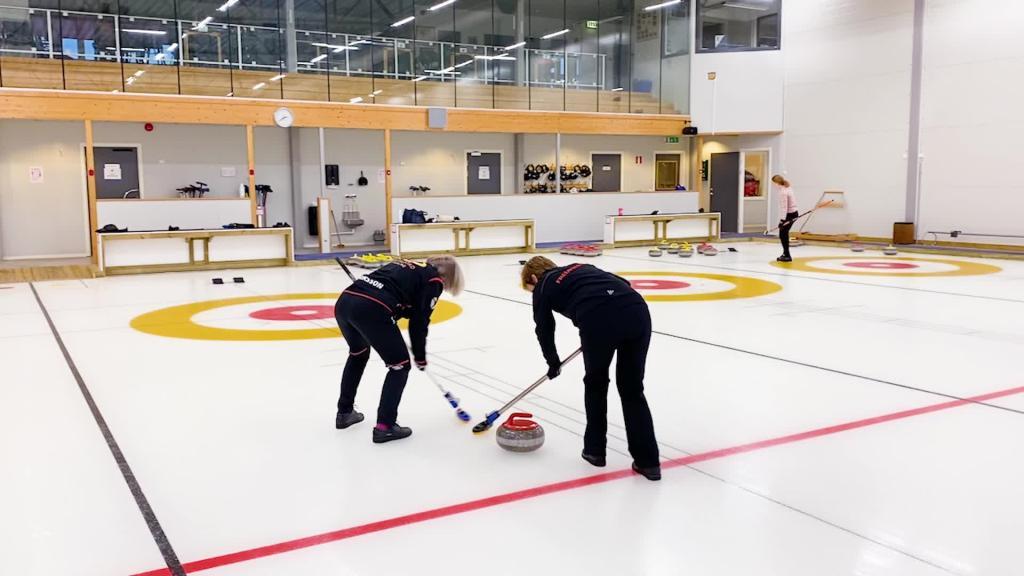 Testa curling du också!