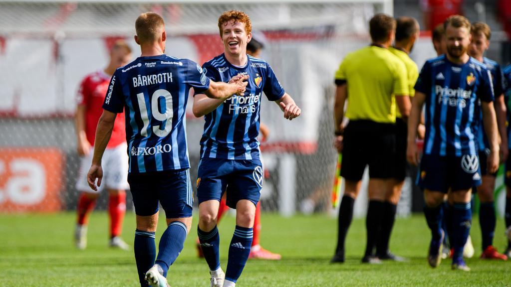 Highlights Kalmar FF-Djurgården 0-1  Allsvenskan 2021
