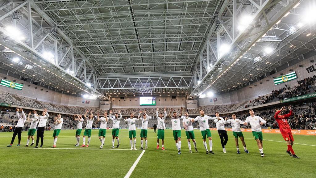 Se sammandraget från 4-0-segern mot GIF Sundsvall