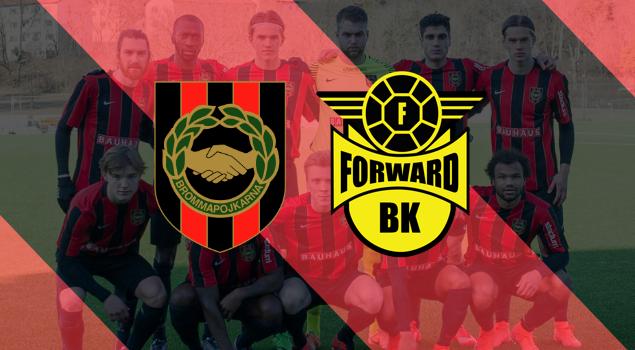 BP - BK Forward