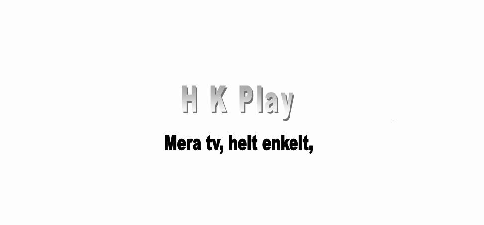 Evemt på H K tv