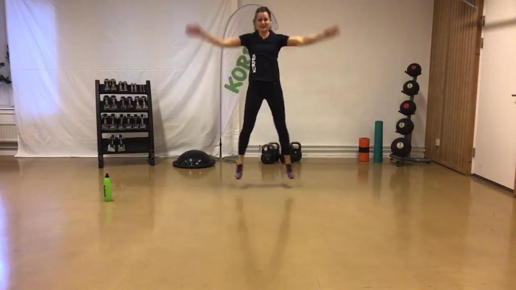 Funktionell träning - Lätt/Medel