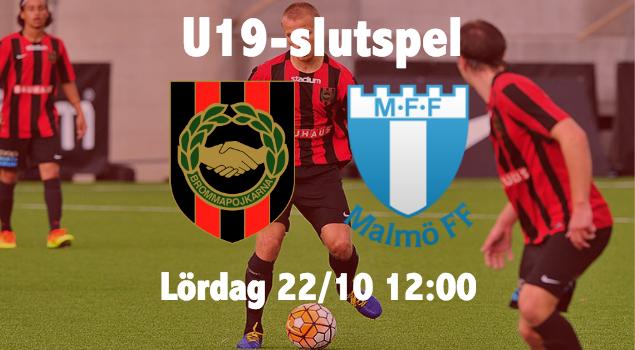BP - Malmö FF U19-slutspel