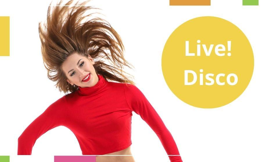 11/4 LIVE: Disco basic barn och junior