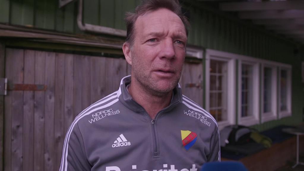 Kim Bergstrand inför Elfsborg