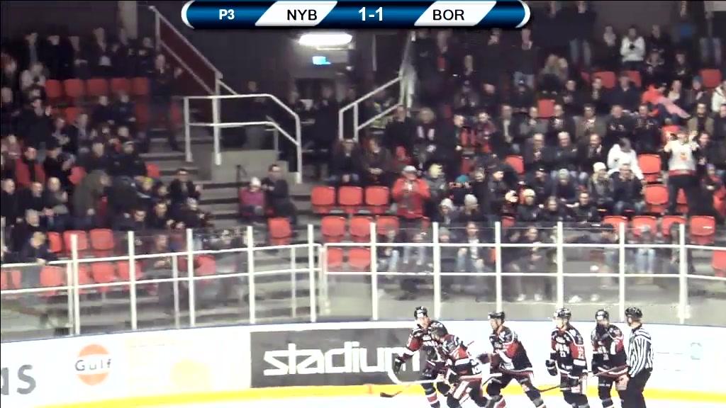 Vikings-TV: Målen från Nybro – Borlänge
