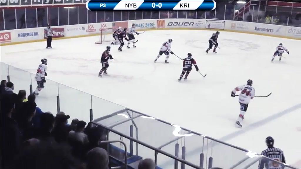 Vikings-TV: Nybro - Kristianstad 0-1
