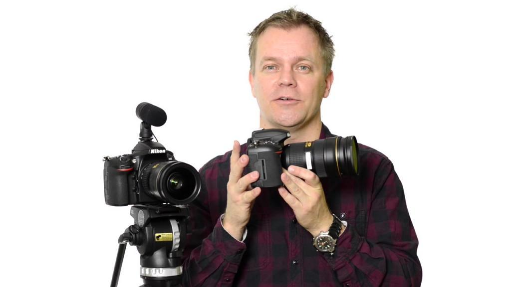 Test Nikon d750 vs d810