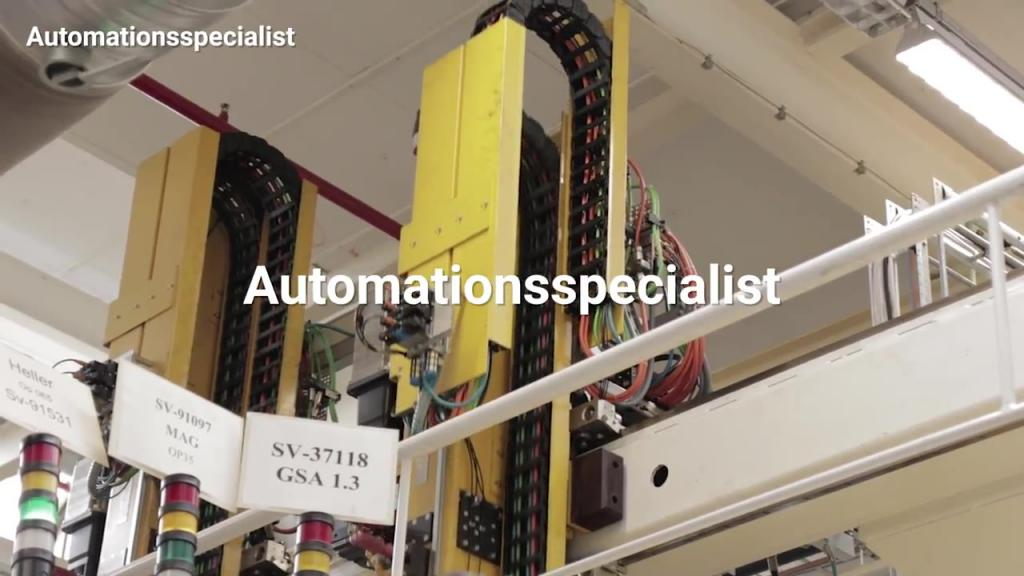 Automationsspecialist