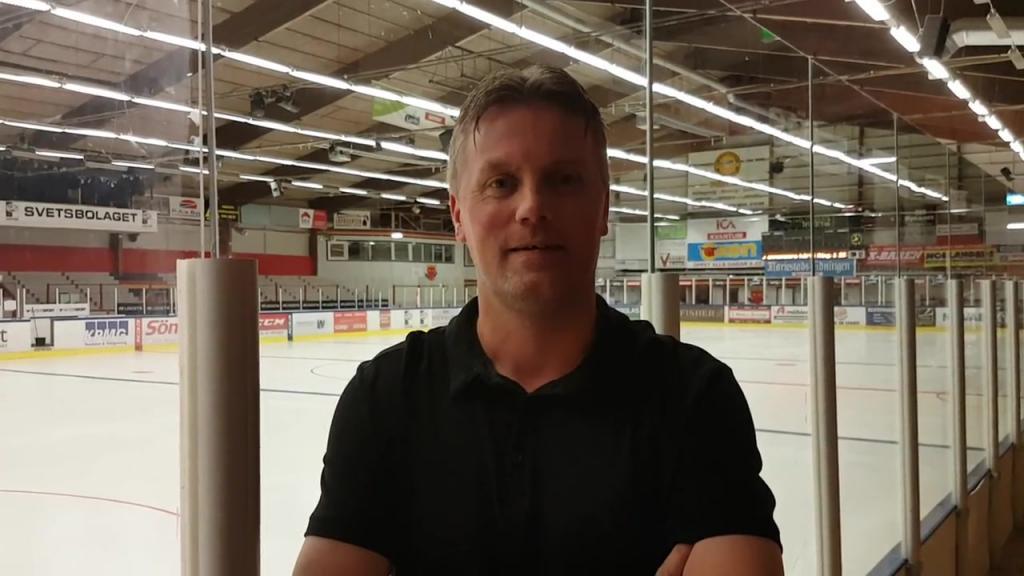 Ronny Johansson om lagbygget 170609