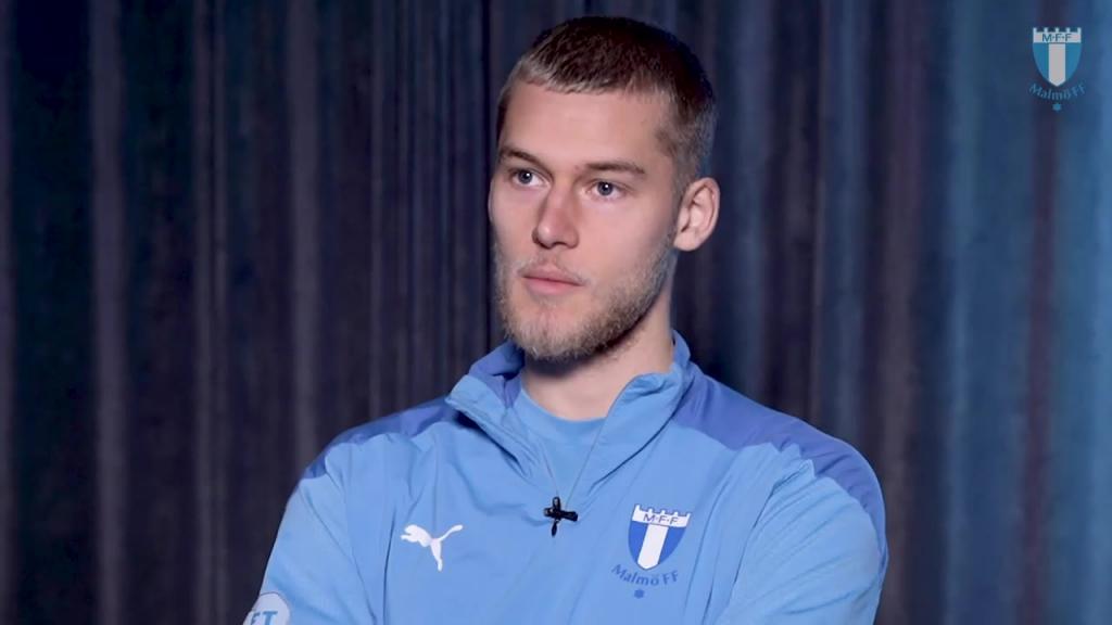 Felix Beijmo laddad för ny säsong