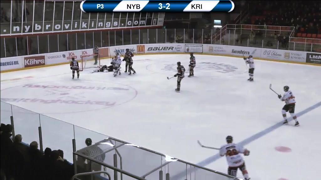 Vikings-TV: Nybro - Kristanstad 4-5 (OT)