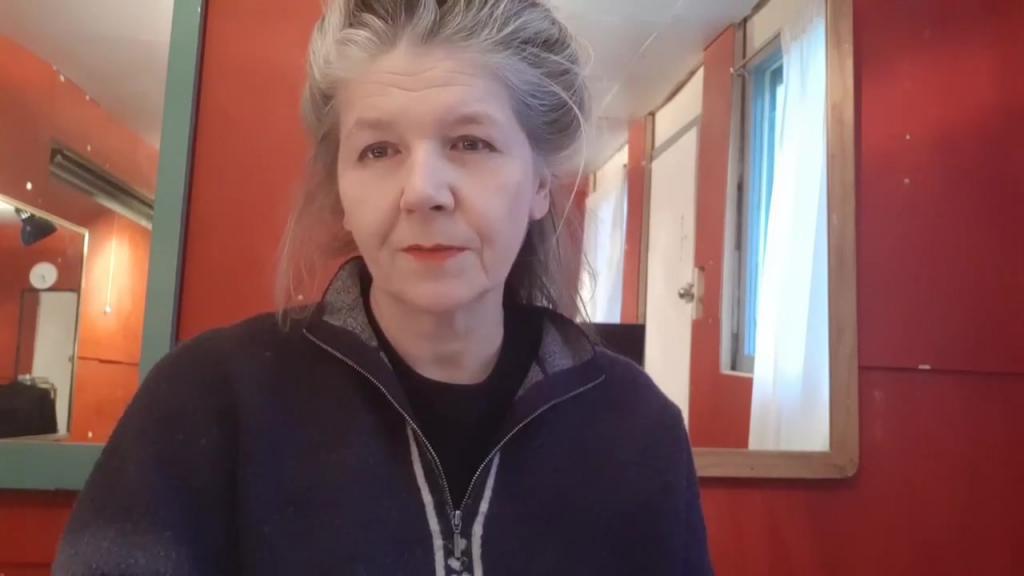 Julia Nafisi Adjudication Classical voice