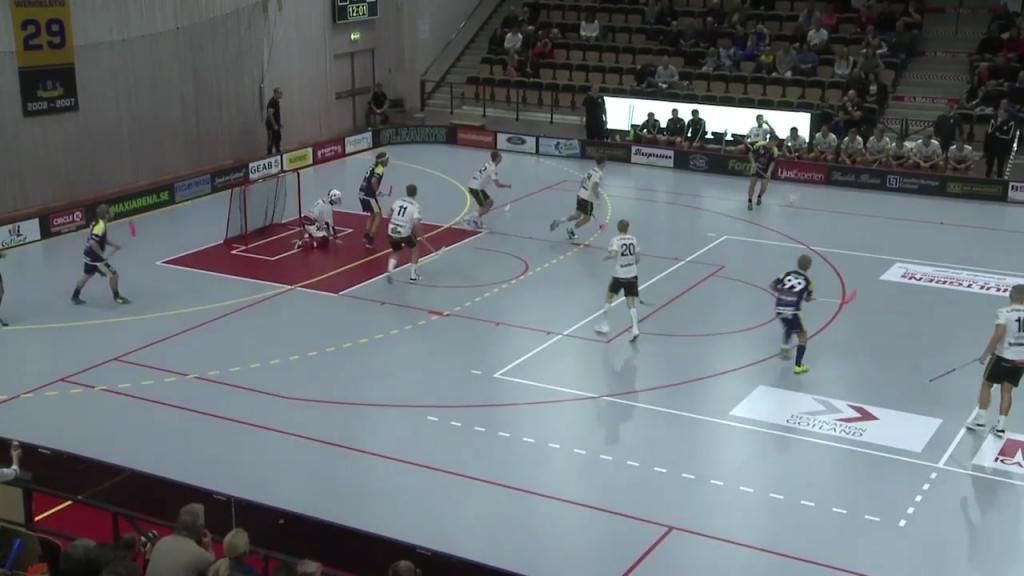 Highlights Visby IBK-Åstorp/Kvidinge IBS