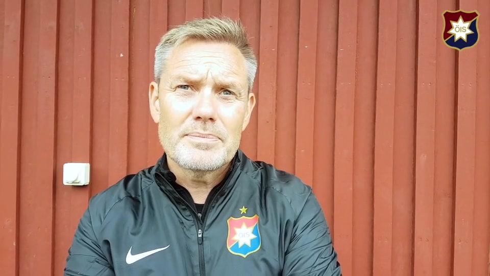 Thomas Askebrand inför Svenska Cupen