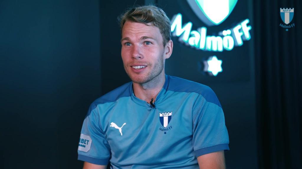 INTERVJU: Oscar Lewicki närmar sig matchform