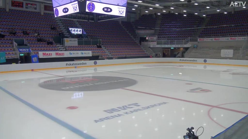 SM i konståkning 2018 NKT Arena Karlskrona - 13 Dec 15:25 - 21:20