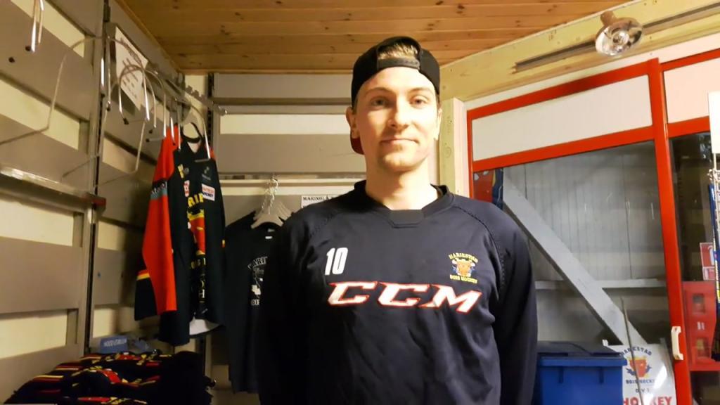 Filip Engqvist om playoffet 170314