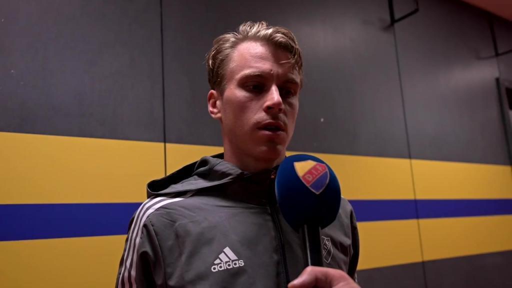 Intervjuer efter derbyt mot AIK