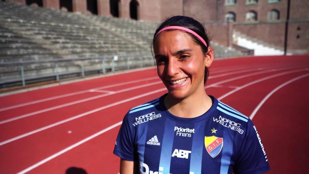 """Daniela Zamora: """"Det var så viktigt för mig"""""""