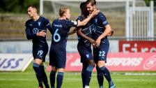 Sammandrag: Degerfors IF – Malmö FF 0–5