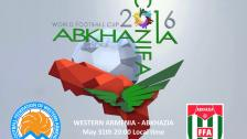 Western Armenia - Abkhazia - 31 May 17:00 GMT