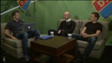 DIFTV-studio inför säsongskortssläppet