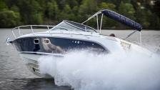 Aquador 26 DC – hetaste begbåten i klassen
