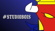 #STUDIOBOIS - Avsnitt 4 / 19/12 kl.19.00
