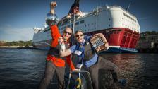Hamnen.se öppnar casino och taxfree på finlandsbåt