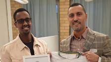 Årets Samhällsmatchhjälte 2020: Bassem Jerbi