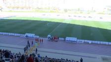 Highlights från Malaga-DIF 2012