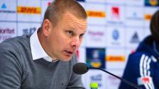 Se presskonferensen efter derbysegern mot Djurgården