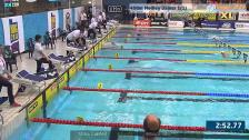 49 400m Medley Damer Final SM/JSM 25m 2015