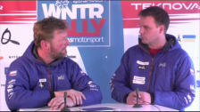 Rallyburen med Janne Blomqvist - Söndag eftermiddag 12 februari