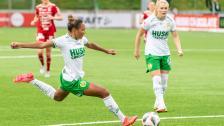 Sammandrag: Hammarby – Piteå 1-1 (0-1)