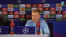 Presskonferens inför Chelsea borta