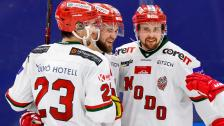 Highlights: IK Pantern - MODO Hockey (3-7)