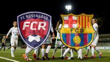 19:00: FC Rosengård-FC Barcelona